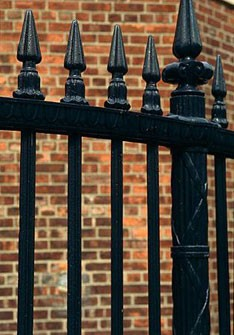 Dependable Electric Gates, Security Cameras, and Monitors